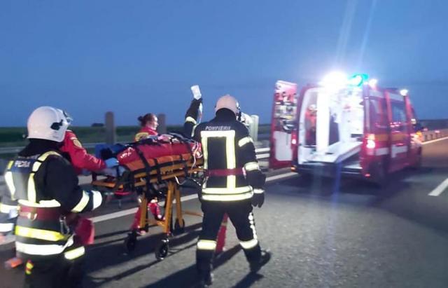 Автобус с украинцами попал в ДТП на границе: есть погибший (фото, видео) «фото»