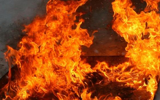 В Болградском районе во время пожара пострадала 96-летняя женщина «фото»