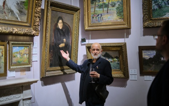 В ОХМ обновили три зала и отреставрировали картину, которую никто не видел 70 лет (фото) «фото»