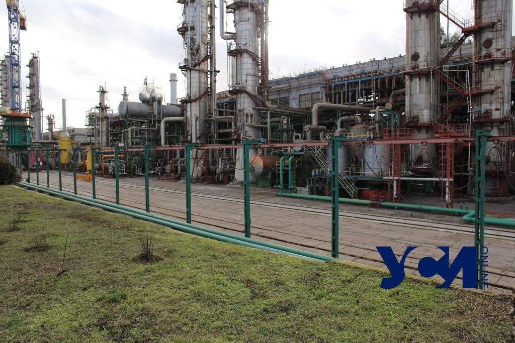 Одесский припортовый завод планируют продать в следующем году «фото»