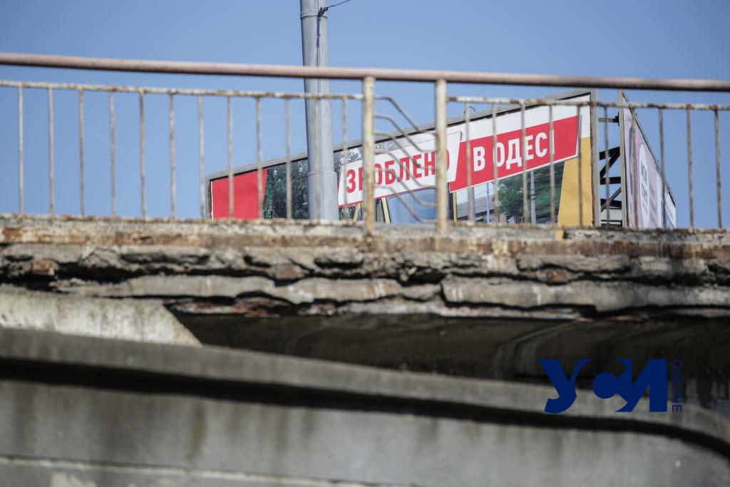 «Путепровод коррупции»: что происходит с Ивановским мостом в Одессе (фото) «фото»