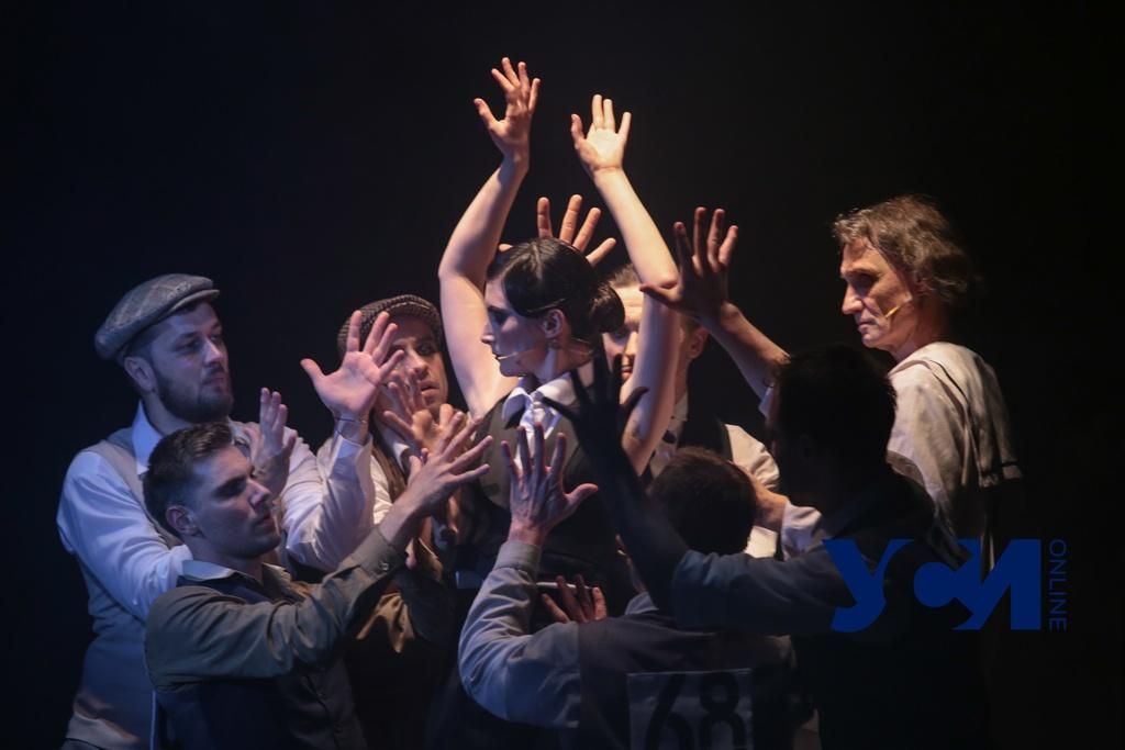 «Обреченные танцевать»: в Украинском театре феерично закрыли сезон (фото) «фото»