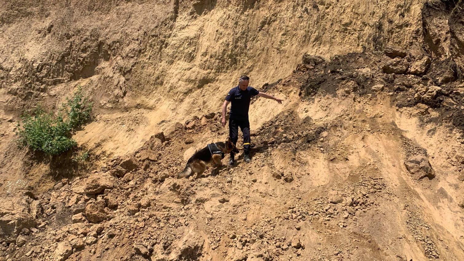 На берегоукрепительные работы в Лебедевке нужно 22 миллиона евро «фото»