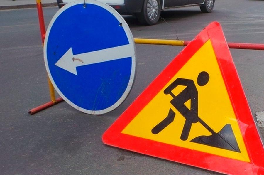 Заторы и пробки: в Одессе продолжают ремонтировать дороги «фото»
