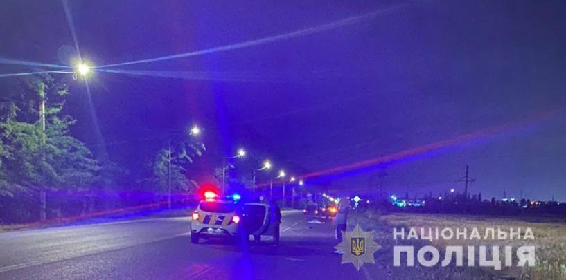 На дороге Одесса – Черноморск машина сбила пешехода: пожилой мужчина погиб (фото) «фото»