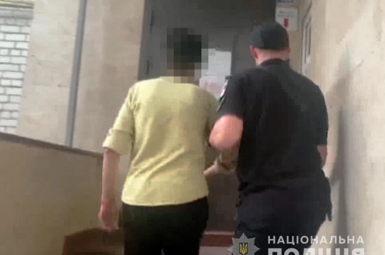 Не разъехались: в Одессе женщина призналась в убийстве экс-супруга (фото, видео) «фото»