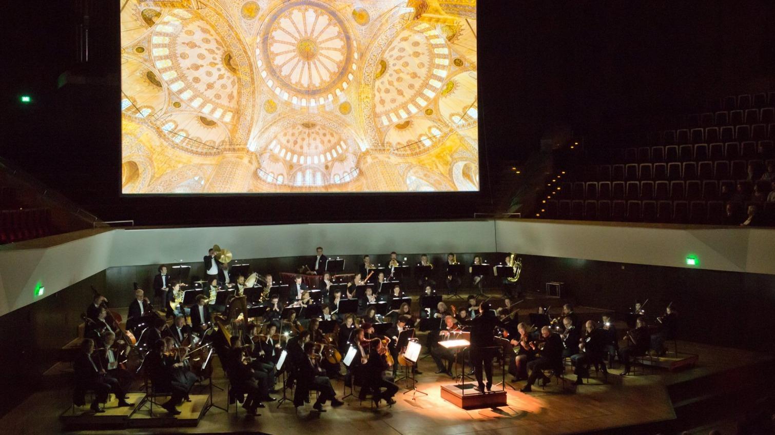 Одесса примет Берлинский симфонический — смотреть будет весь мир! (фото, аудио) «фото»