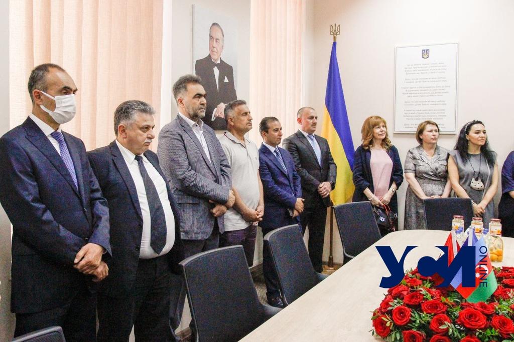 В Одессе открылся Офис азербайджанской диаспоры (фото) «фото»
