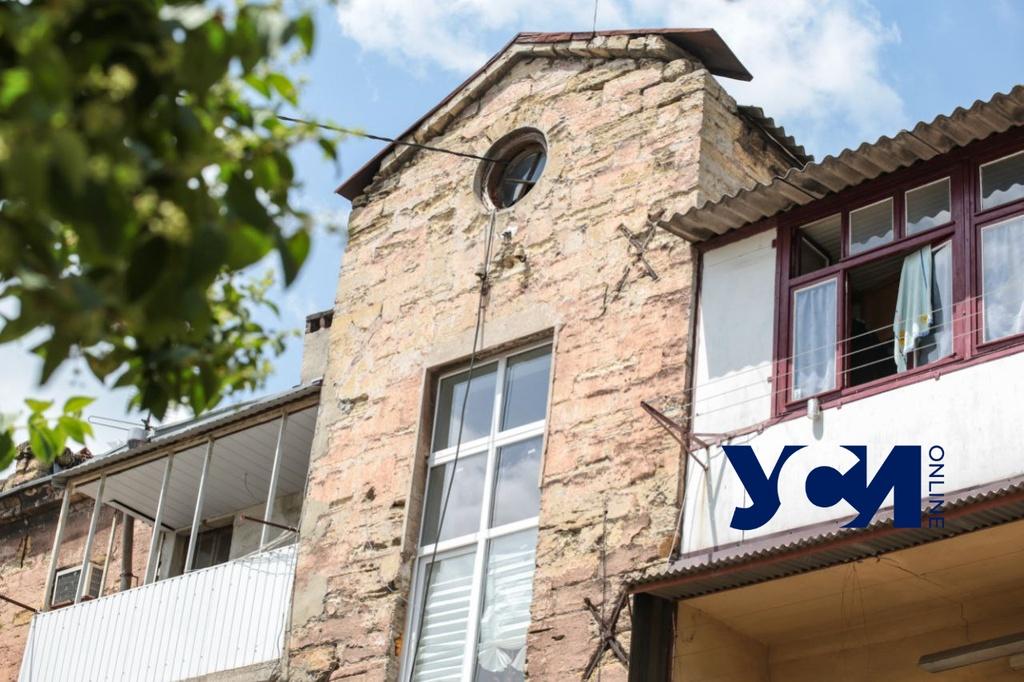 Швейцаров нет: типичный дворик в сердце одесской Молдаванки (фото) «фото»