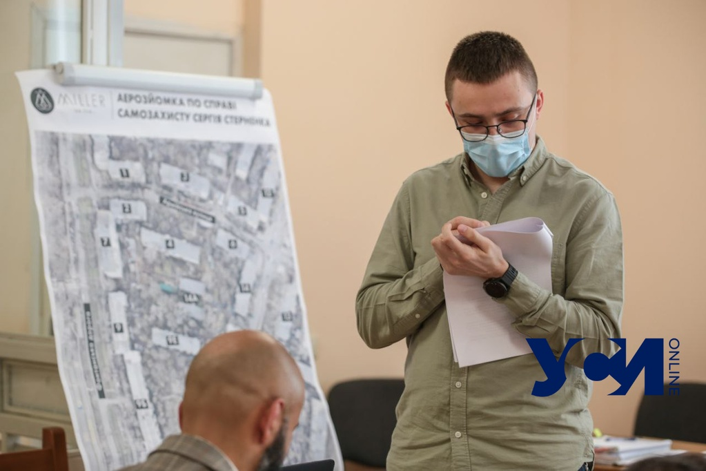 Обвинение в убийстве: в суде продолжили опрос свидетелей в деле Стерненко (фото, аудио) «фото»