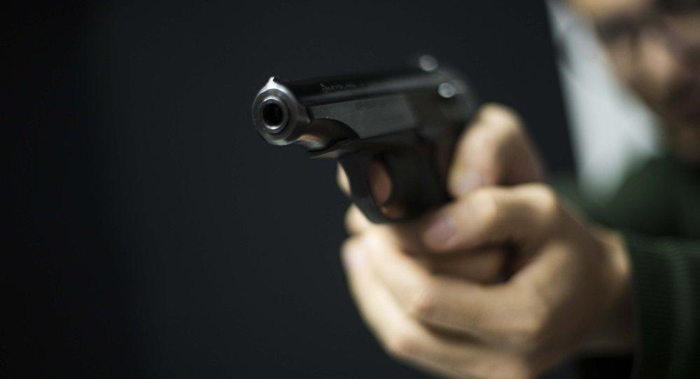 На Фонтане конфликт закончился стрельбой (фото) «фото»