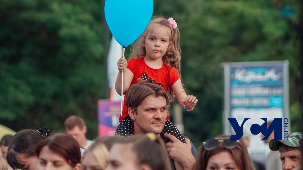 Мир без границ: в Одессе прошел детский праздник (фото) «фото»