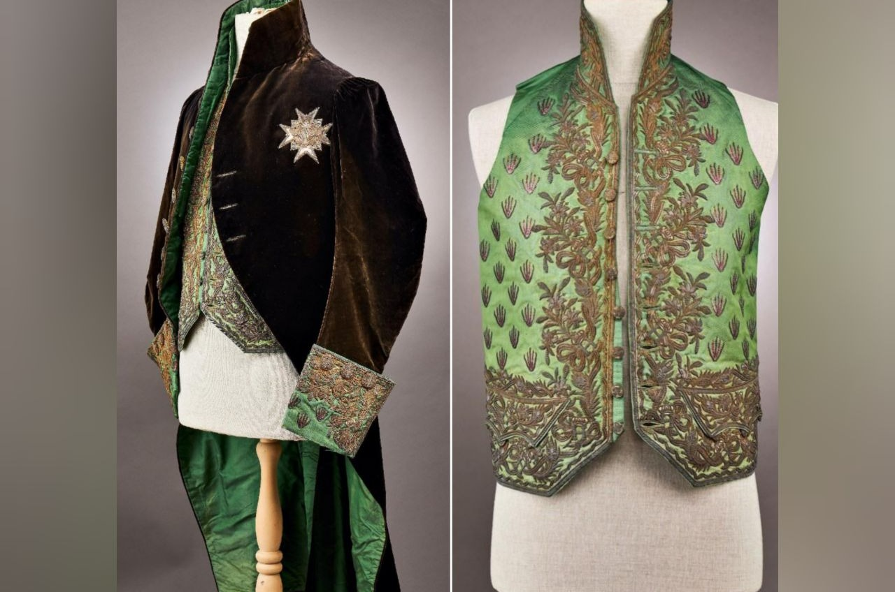Шпагу и костюм дюка де Ришелье продадут за сумму от 20 тысяч евро (фото) «фото»