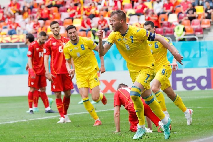Украина все-таки в плей-офф Евро, одессит Бущан – один из лучших! (фото) «фото»