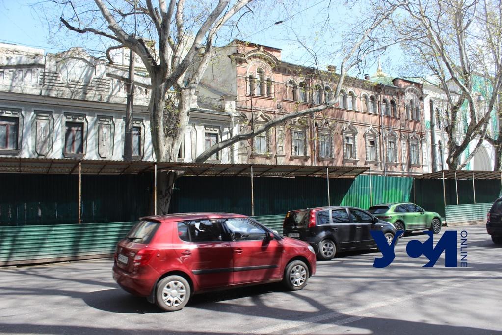 Министр культуры просит Авакова предоставить охрану памятникам архитектуры в Одессе «фото»
