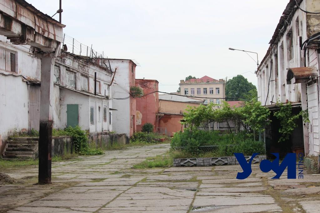 Скоро аукцион: потенциальные покупатели посетили бывшую одесскую колонию (фото) «фото»