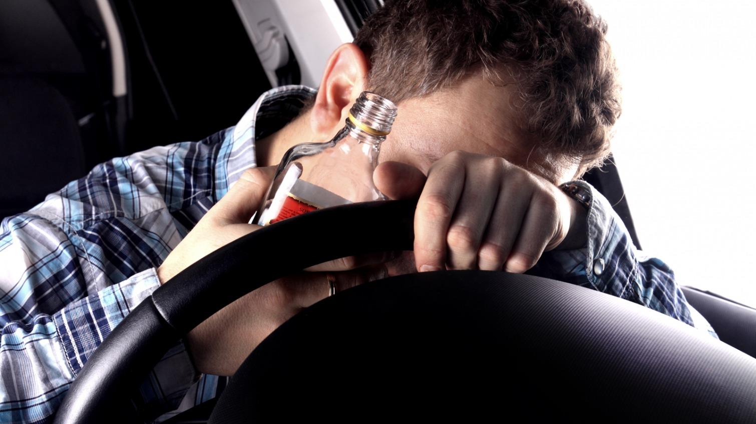 За неделю одесские патрульные поймали 117 пьяных водителей «фото»