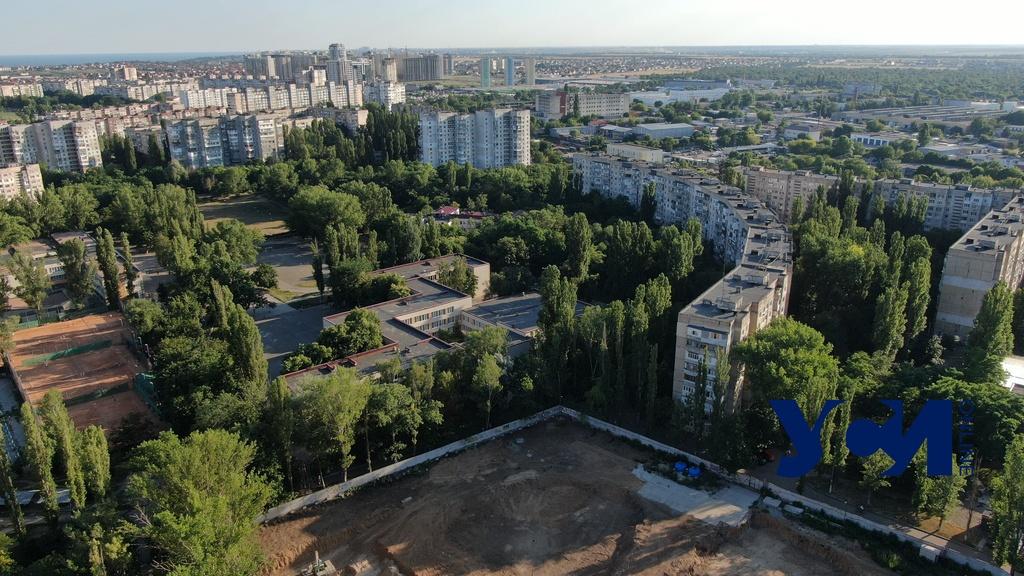Суд разрешил строительство скандальной высотки Альперина вместо детского сада на Глушко (фото, аудио) «фото»