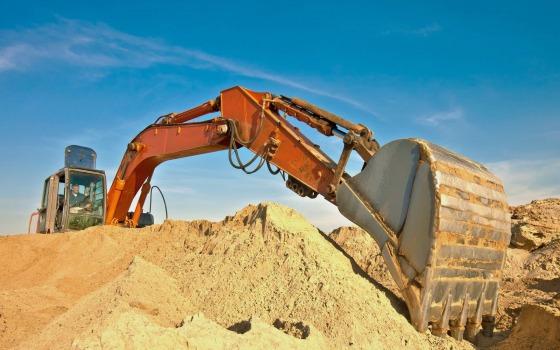 Одесский райсовет отказался узаконить добычу песка на склонах балки Курудорова (фото) «фото»