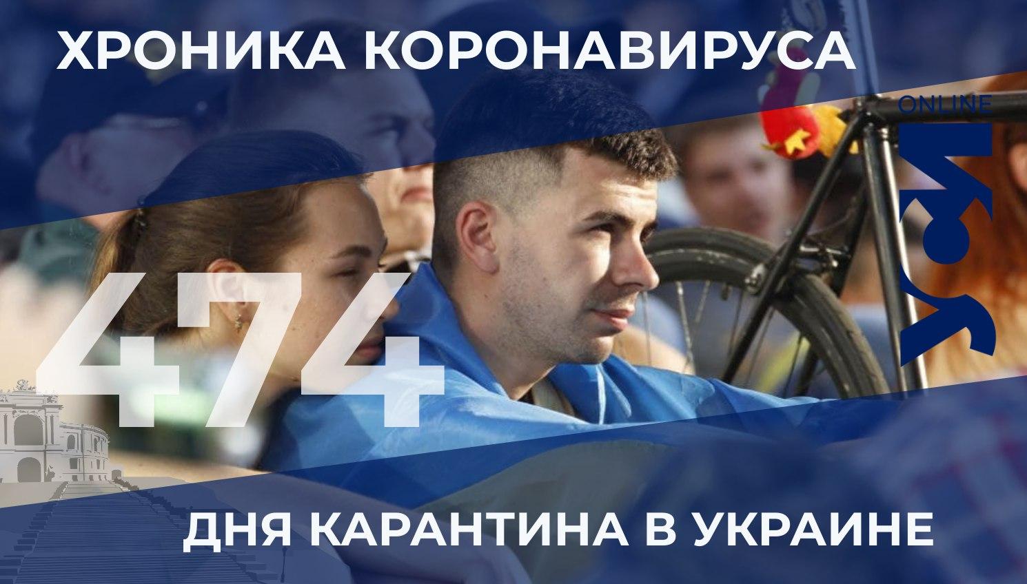 COVID-19: Одесская область — 5-я в рейтинге по количеству новых случаев «фото»