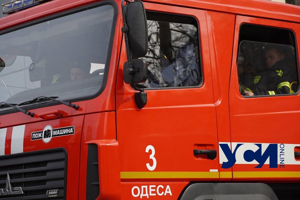 Ночной пожар в Одессе: есть погибший (фото) ОБНОВЛЕНО «фото»