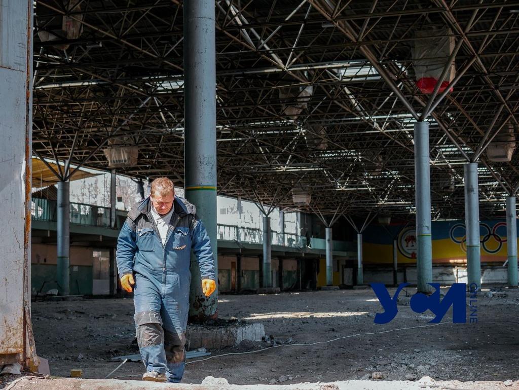 На ремонт «Олимпийца» выделяют более 17 миллионов «фото»