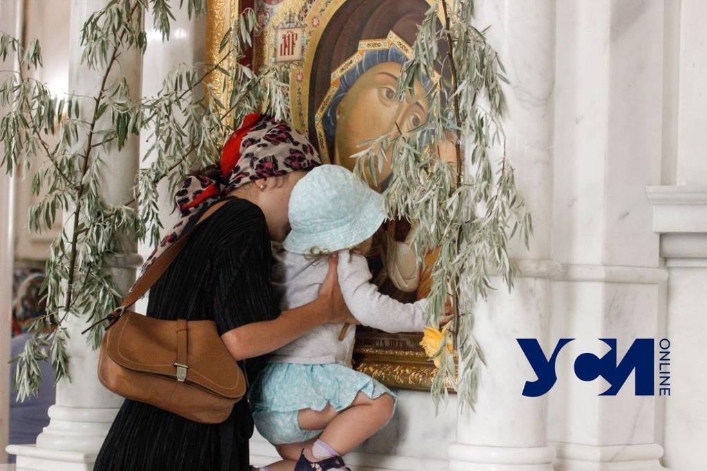 Одесситы отмечают Троицу (фото) «фото»