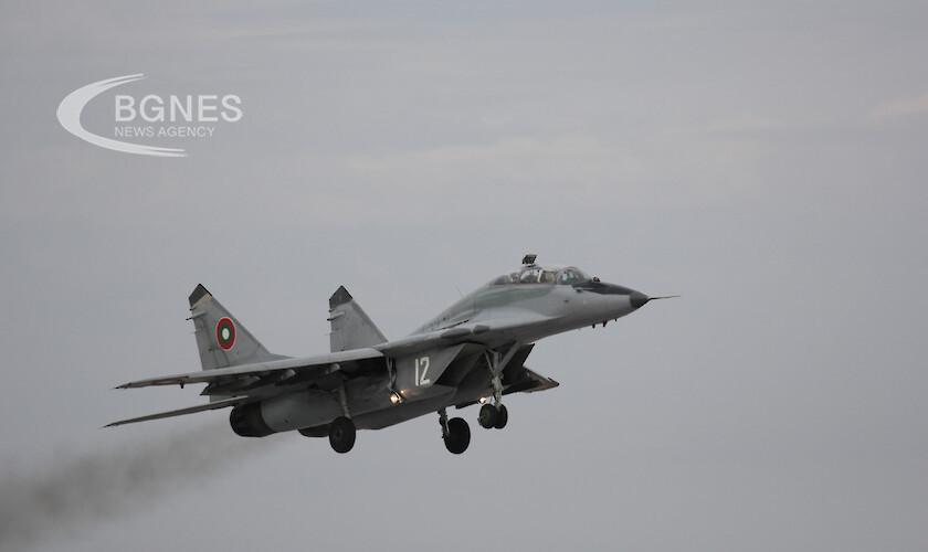 В Черном море пропал болгарский военный самолет (аудио) «фото»