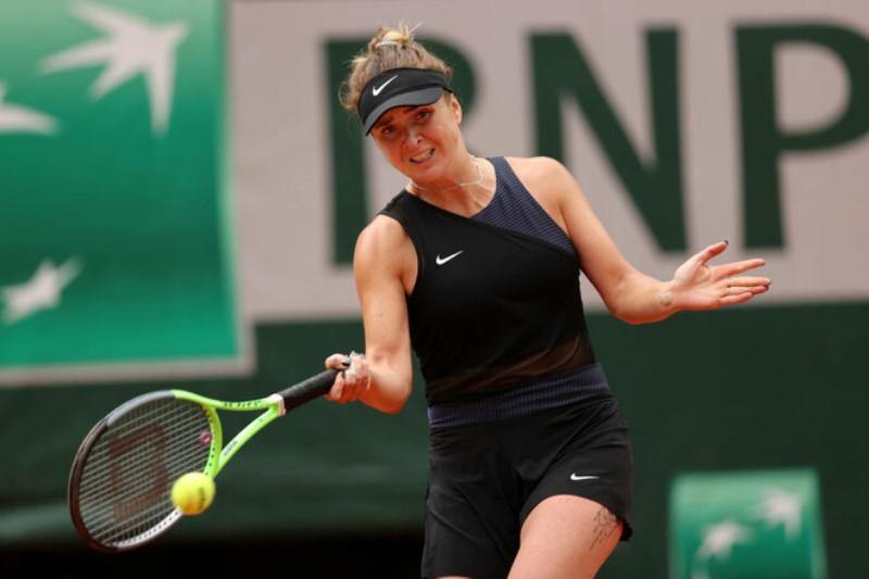 Одесситка Свитолина покидает Roland Garros «фото»