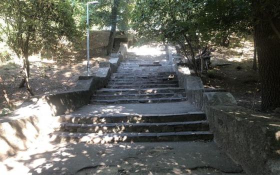 В Одессе за 4 миллиона отремонтируют Курсантскую лестницу «фото»