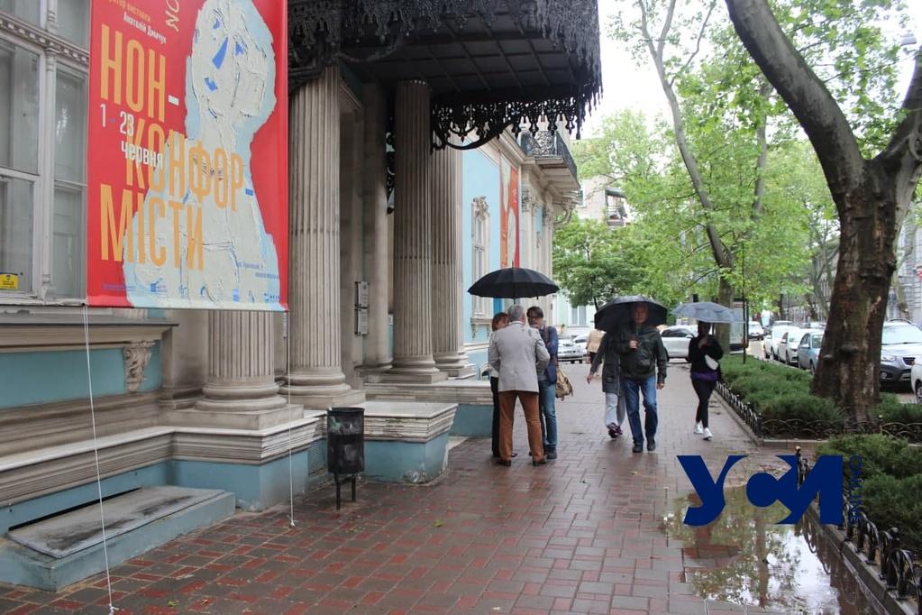 В музее Одессы открылась выставка, посвященная движению нонконформистов (фото) «фото»