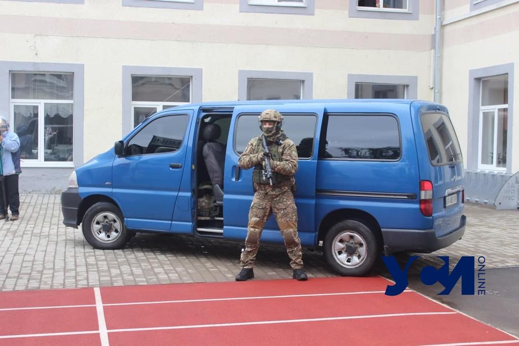 Массовая стрельба в одесской школе: идут учения (фото, видео) ОБНОВЛЕНО «фото»