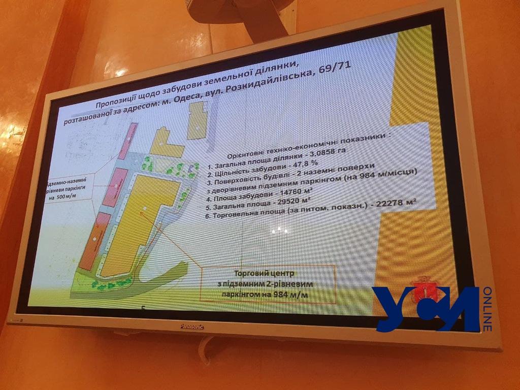 Вместо гаражей на Раскидайловской появится крупный торговый комплекс (фото) «фото»