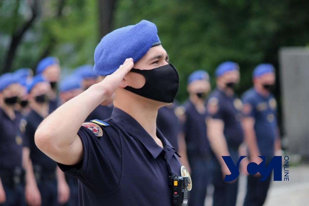 Гвардейцы-срочники заступили на службу в Одессе (фото, аудио) «фото»