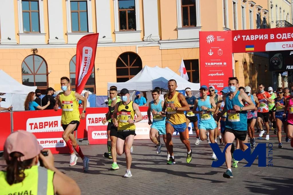 Run Ukraine: в Одессе проходит полумарафон (фото, аудио) «фото»