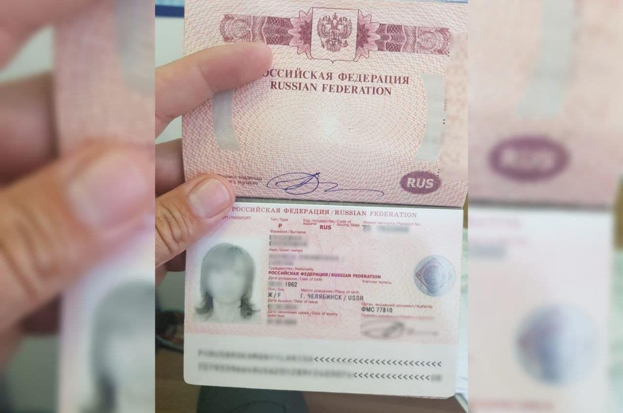 Российскую актрису не пустили в Одессу (фото) «фото»
