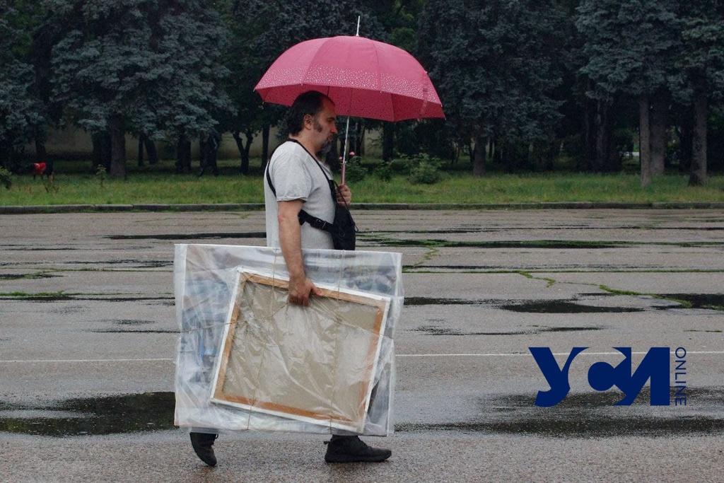 В Одессе лето опаздывает на 3 недели (фото) «фото»