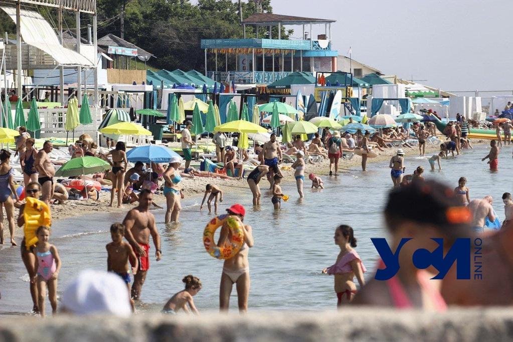 Ливни не повлияли на чистоту морской воды в Одессе и области (фото, аудио) «фото»