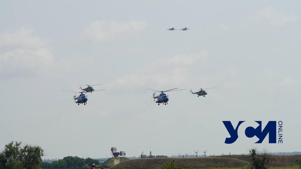 Си Бриз 2021: в Николаеве проходят зрелищные авиа-учения (фото) «фото»