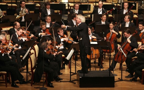 В Одесском театре оперы и балета отметит свой юбилей Берлинский оркестр «фото»
