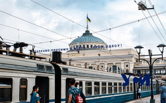 Между Одессой и Житомиром запускают поезд «фото»
