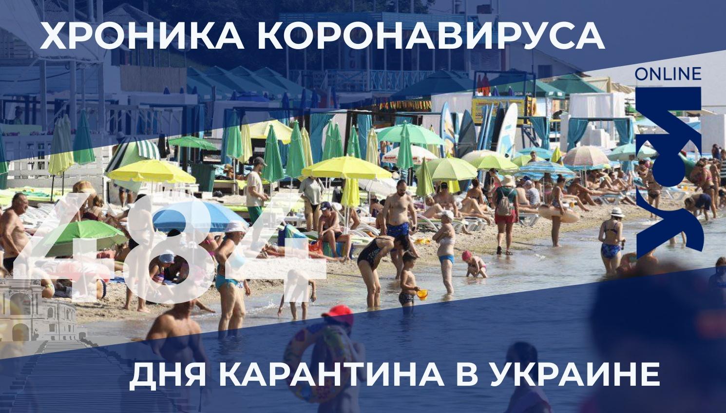 Хроника COVID-19: в Одессе и области – 18 новых заболевших (аудио) «фото»