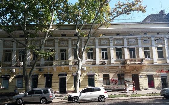 В центре Одессы отреставрируют дом-памятник за 9,4 млн «фото»