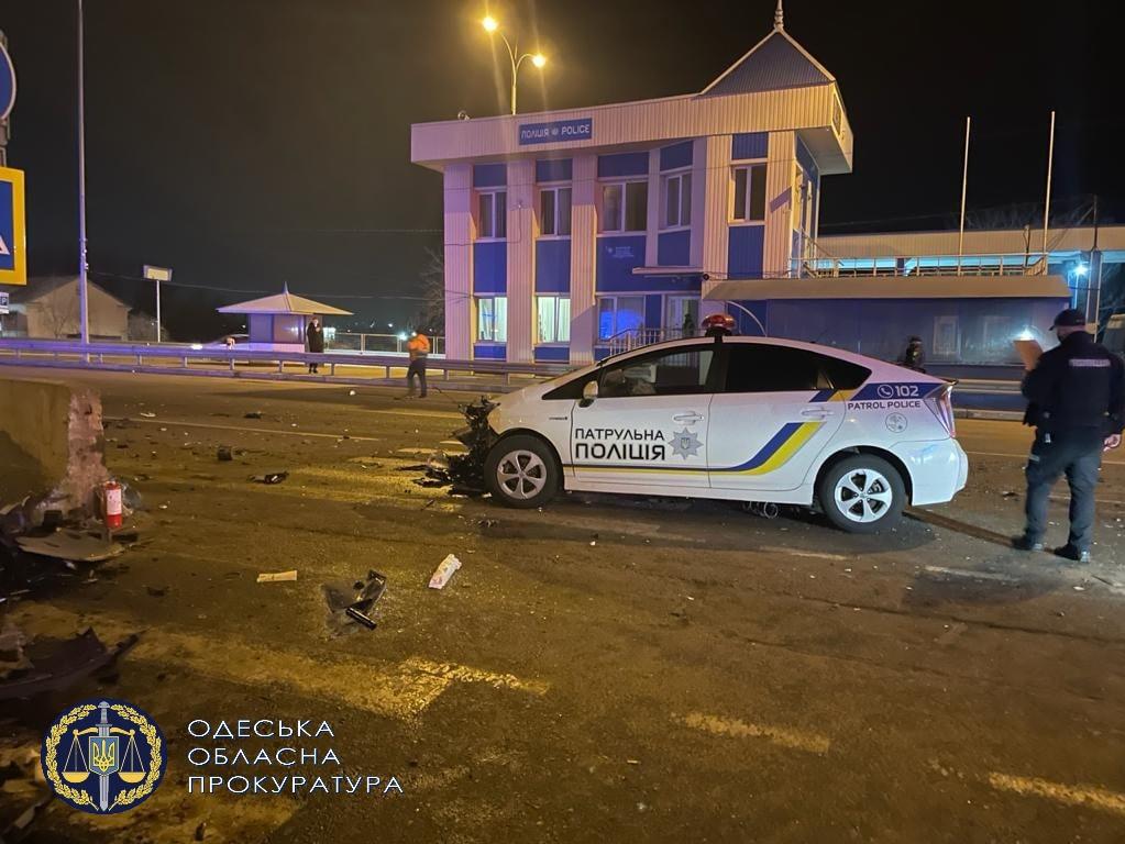 Правоохранителей, обвиняемых в ДТП у Дачного, где погиб полицейский, будут судить (фото) «фото»