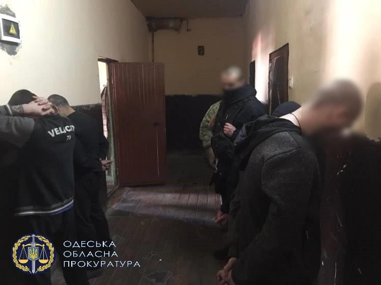 «Смотрящий за дорогой» из Одесской колонии предстанет перед судом (фото) «фото»