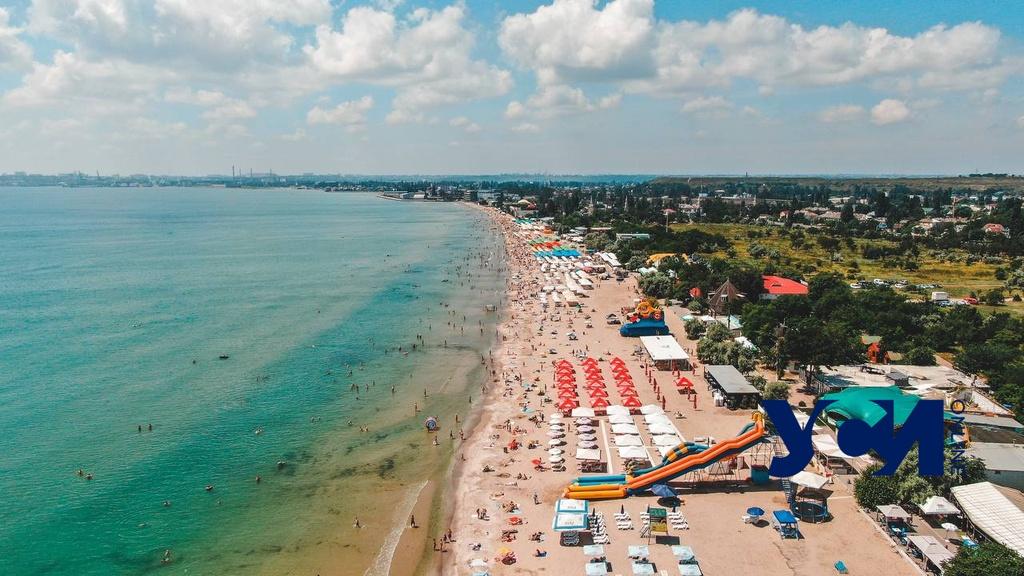 На двух пляжах Одессы нельзя купаться: вода не соответствует гигиеническим требованиям (фото) «фото»