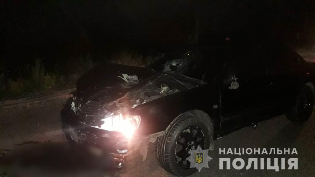 На трассе Одесса-Рени насмерть сбили женщину с ребенком (фото) «фото»