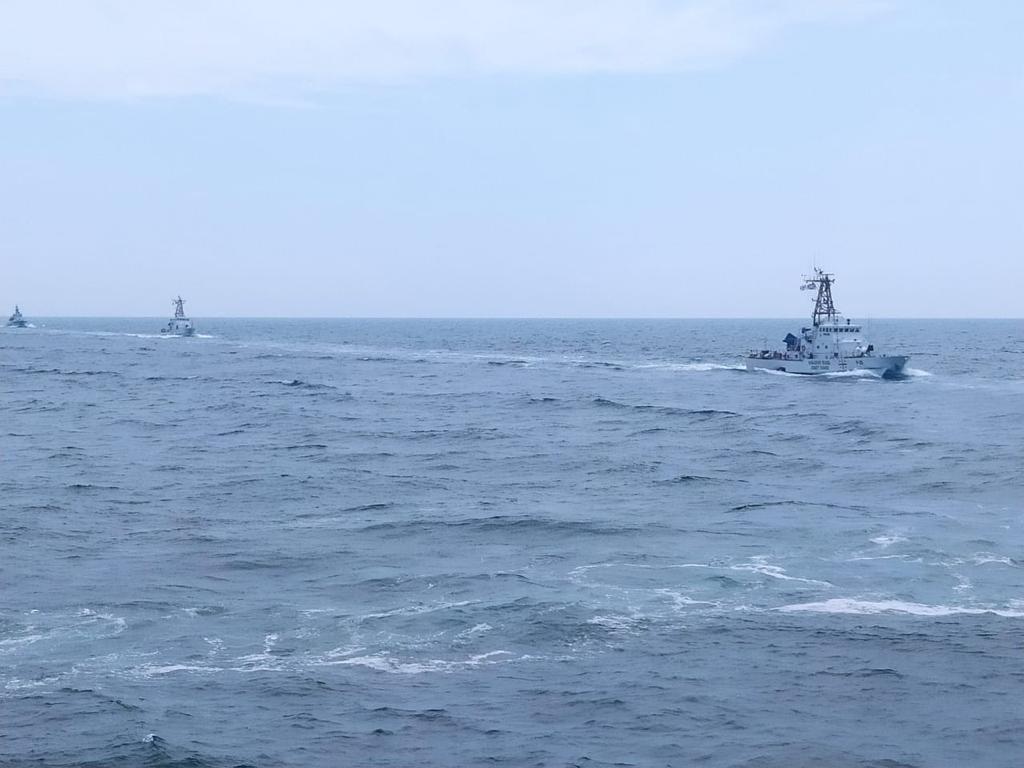 Два украинских патрульных катера прошли оценку по стандартам НАТО (фото) «фото»