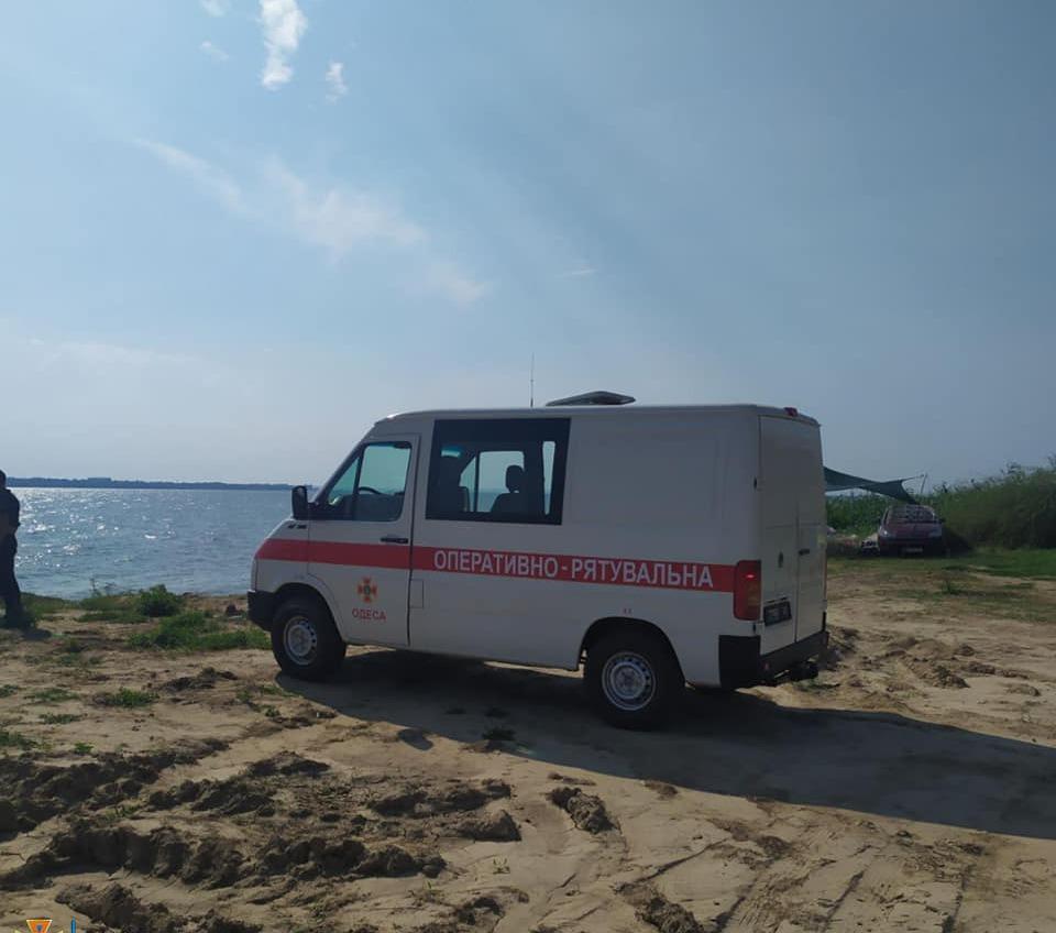 На Днестровском лимане утонул мужчина (фото) «фото»