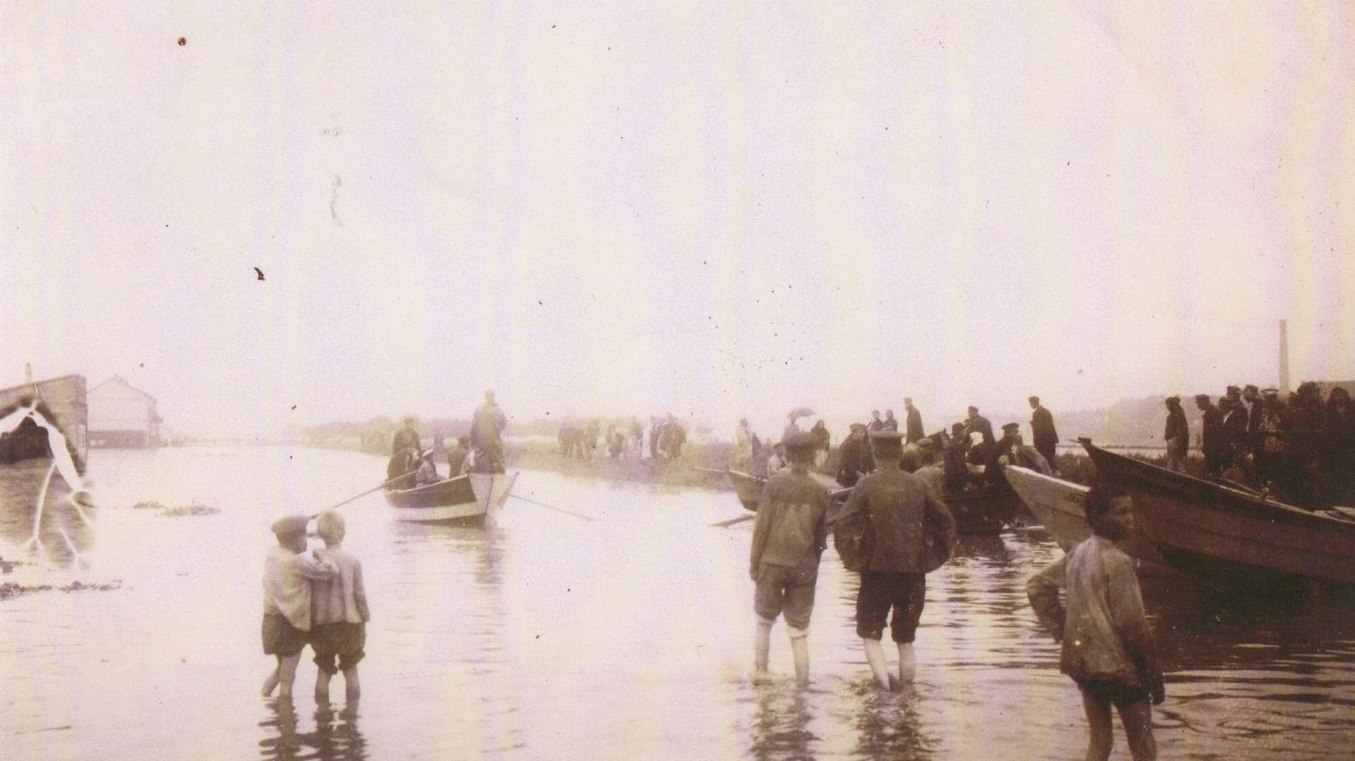 Наводнение 1908 года в Одессе «фото»